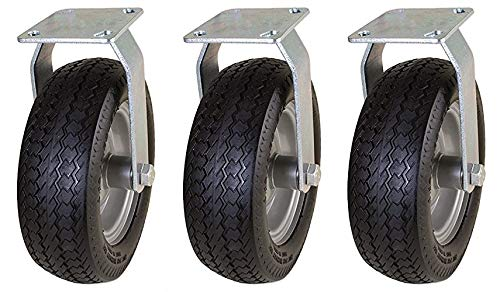 Cheap Marathon 10″ Rigid Caster Flat Free Tire (Pack of 3)