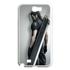 Samsung Galaxy N2 7100 Cell Phone Case White Final Fantasy Soldier VIU032747