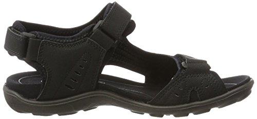 ECCO All Terrain Lite, Zapatillas de Deporte Exterior para Mujer Schwarz (1BLACK)