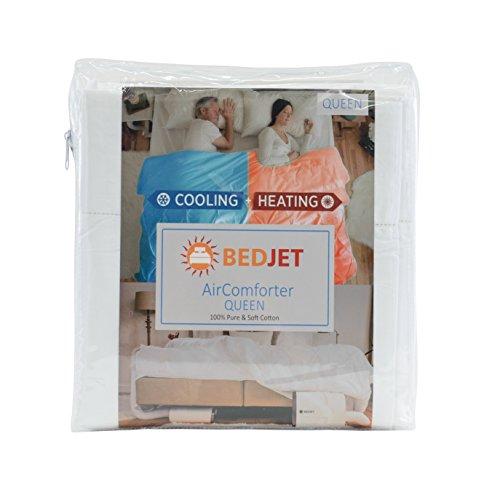 BedJet AirComforter Cooling & Heat Sheet, Dual Zone QUEEN , BedJet NOT...