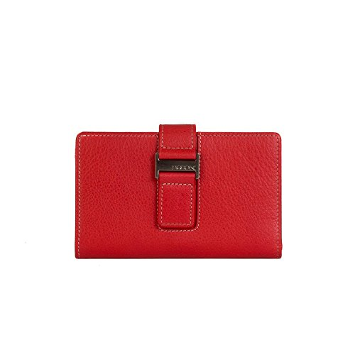 Boconi Kylie RFID Leather Credit Card Indexer Wallet in (Leather Indexer Wallet)