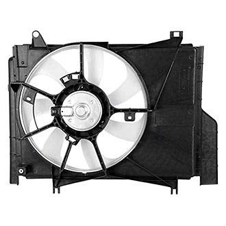 Automotive Cooling Brand Radiator Cooling Fan Assembly For Mitsubishi Mirage MI3115149 100% Tested ()