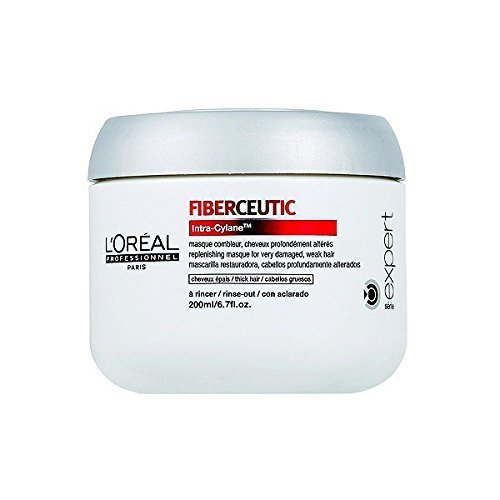 Professionnel Expert Serie - Fiberceutic Mask (For Thick Hair) 200ml / 6.7oz by L'oreal [parallel import goods]