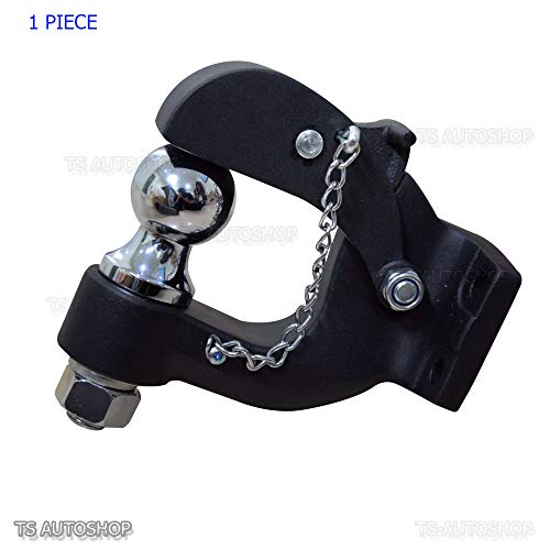 Powerwarauto Tow Ball Towbar Towing Ball Mount Hitch For Toyota Hilux Hi-lux Revo SR5 M70 M80 4WD 4x4 2016 2017 2018 UTE Pick-Up