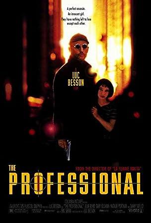 amazon the professionalポスター映画27 x 40インチ 69 cm x 102 cm