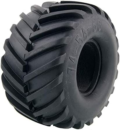RC T3003 Rubber Tires 4P For HSP HPI 1:10 Monster Bigfoot Truck