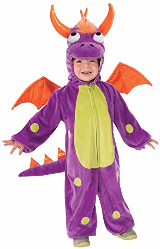 Forum Novelties Toddler Purple Monster -
