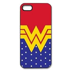 Treasure Design Funny Wonder Woman Leotard APPLE IPHONE 5 Best Durable Case