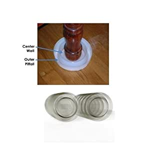 Bed Bug Traps Climbup Bed Bug Traps Amazon.com: Bed Bug Trap ClimbUp Interceptor- 4 Pack: Home & Kitchen