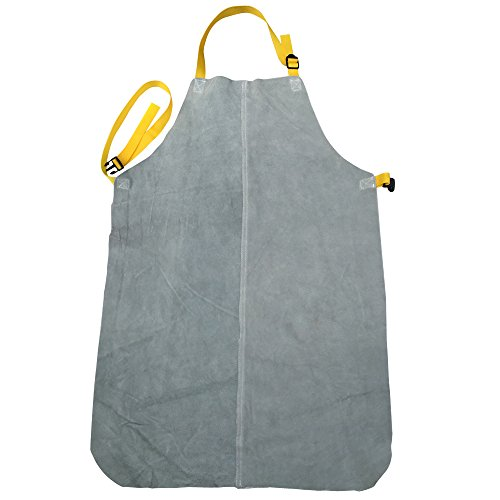 Genuine Leather Welding Apron for