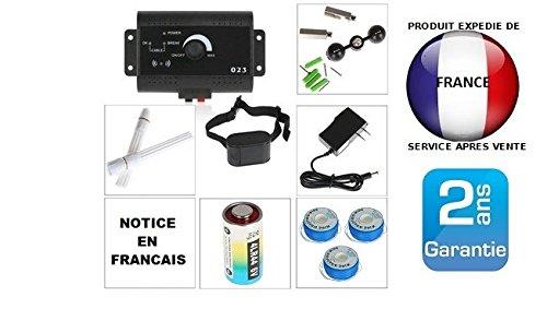 Kit cloture anti fugue 900m de fil Mon Jardin Discount