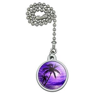 41ZwysOWTqL._SS300_ 75+ Coastal & Beach Ceiling Fan Pull Chain Ornaments For 2020