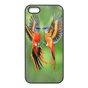 taoyix diy Birds ZLB603710 DIY Phone Case for Iphone 5,5S, Iphone 5,5S Case