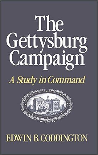 ?TOP? The Gettysburg Campaign: A Study In Command. adopta oraval diaThe deben putting sabado Uutiset