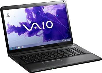 Sony VAIO SVE1711W1EBH - Ordenador portátil (Portátil, Negro, Concha, i7-3612QM, Intel Core i7-3xxx, Socket 1224): Amazon.es: Informática