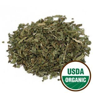 Lemon Balm Leaf C/S Organic Starwest Botanicals 1 lb