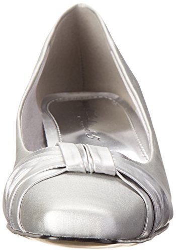 Satin Street Silver Easy Dress Waive Women's O477qz