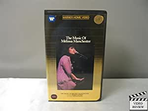 The Music of Melissa Manchester [VHS]