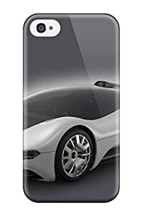 Iphone 4/4s Case, Premium Protective Case With Awesome Look - Maserati Birdcage