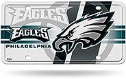 NFL Circle Metal Tag License Plate