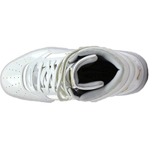 5 Eu Puma Hightop Femmes White 37 Baskets Sky Hi Explosives Ii Pour qSqBf47