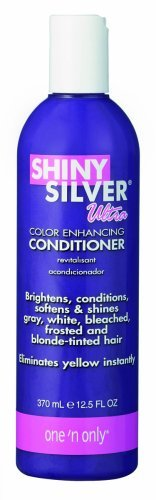 - ConairPro Shiny Silver Ultra Conditioner, 12 oz.