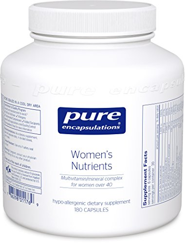 Pure Encapsulations Nutrients Hypoallergenic Multivitamin product image