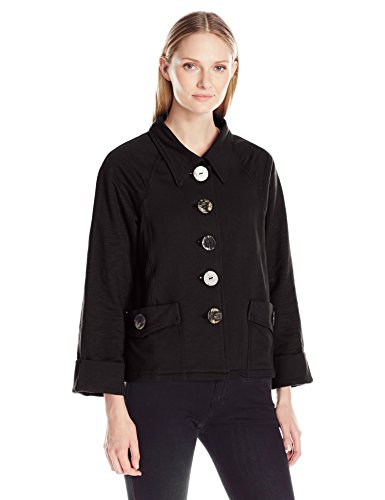 Neon Buddha Women's Layla Jacket, Black, Medium