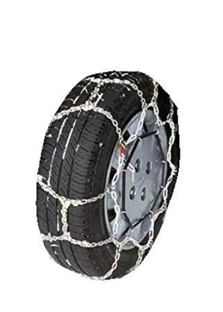 Security Chain Company WS1610 Whitestar Alloy Tire Traction Chain - Set of 2