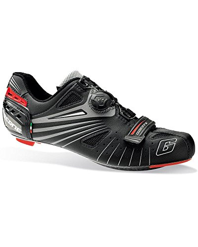 Gaerne Carbon G.Speed+ Scarpe Road Ciclismo, Black - 49
