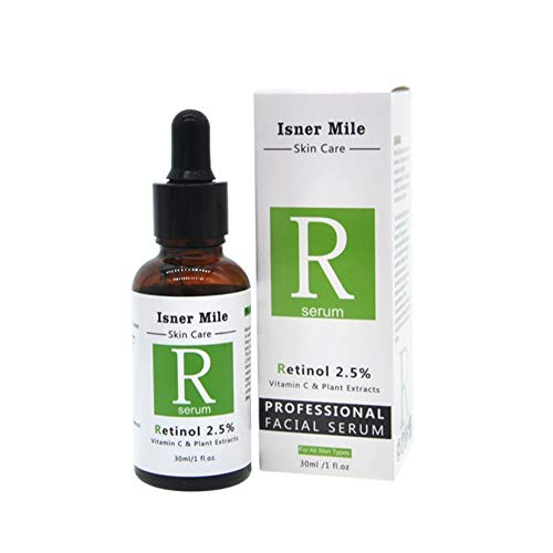 Retinol 2.5% 30 ml Facial Serum Vitamin C Serum Anti Wrinkle Anti Anti Aging Skin Care