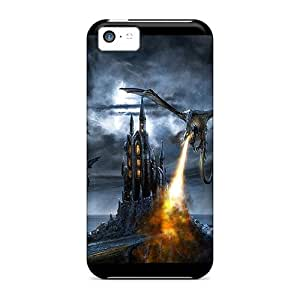 ChK246QhoP kevor Awesome Case Cover Compatible With Iphone 5c - Dragons 2