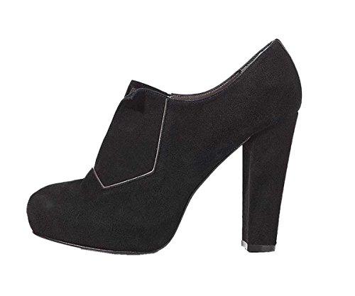 Unbekannt - Zapatos de vestir para mujer Negro negro Negro - negro