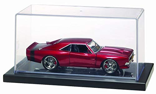 MCS 1/24th Scale Car Display Case - Car Display Scale Mirror