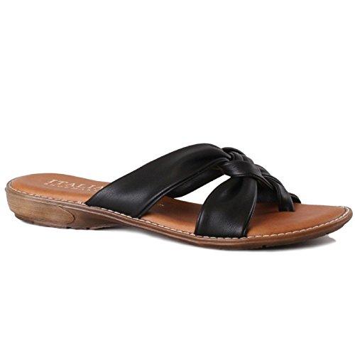 fa1a9f18e9cf3 ITALIAN Shoemakers Casen 5392D8 Black