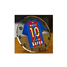 FC Barcelona - PERSONALISED Acrylic Desk Clock