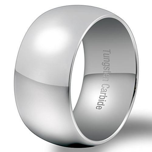 Classic Tungsten Carbide Engagement Polished product image