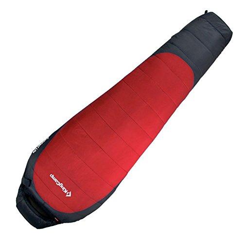 コンパクトLite 850 Ultralight Mummy 8 C / 47 F Sleepingバッグキャンプバックパック B01MXYW7HN