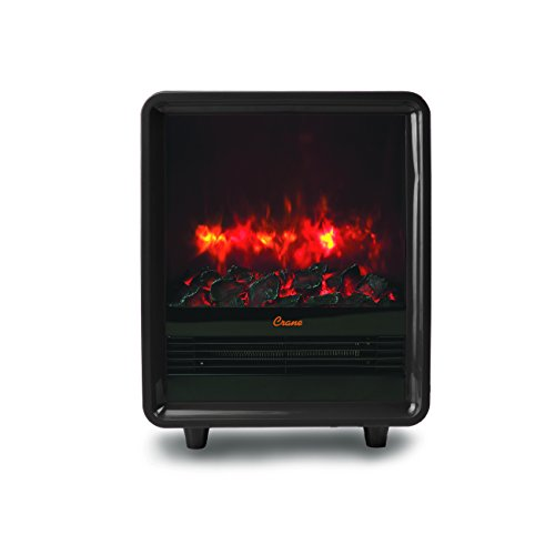 Crane Black Heater EE-8075BK