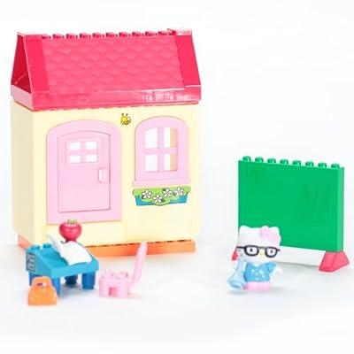 Mega Bloks Hello Kitty Science Class: Toys & Games