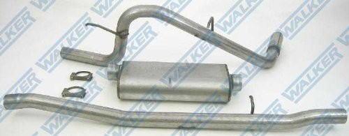 Walker Exhaust 19416 Dynomax Cat-Back Exhaust System