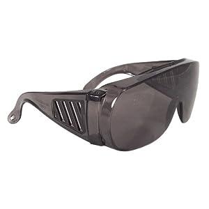 Radians Chief OTG Safety Eyewear 360-S Smoke