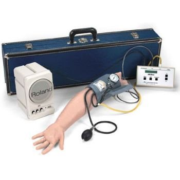 (AWW LF01129U Deluxe Blood Pressure Simulator with Speaker)