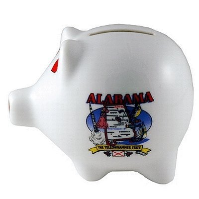 Alabama Piggy Bank 3