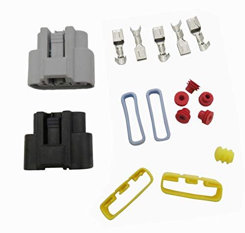 (1 Set Voltage Regulator Rectifier Electric Connector For Honda TRX Yamaha YZF Sea-doo CAN-AM Kawasaki Polaris 4012941 278002021 515177325 710000261 710000870 710001103 12317718422)
