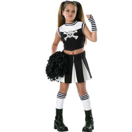 Bad Spirit Child - Large (Bad Spirit Cheerleader Costume)