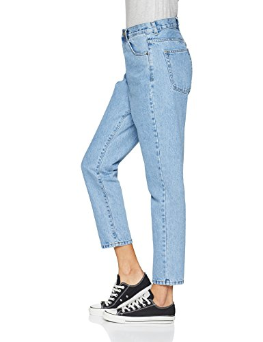 Retro G81 Blu Nora Straight Donna Dr Jeans light Denim w0Zqqgp