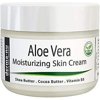Amazon Com Aloe Vera Dry Skin Cream Best Remedy Skin
