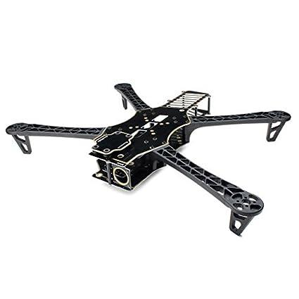 Amazon.com: Diatone White Sheep PCB Version FPV Quadcopter Frame Kit ...