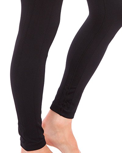 Homma Premium Thick High Waist Tummy Compression Slimming Leggings 5